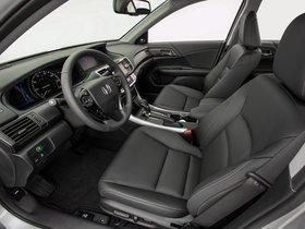 Ver foto 29 de Honda Accord Hybrid EX-L USA 2013