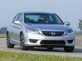 Ver foto 11 de Honda Accord Hybrid EX-L USA 2013