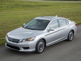 Ver foto 10 de Honda Accord Hybrid EX-L USA 2013