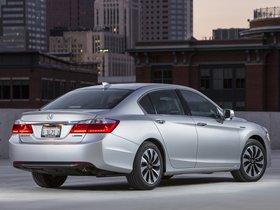 Ver foto 8 de Honda Accord Hybrid EX-L USA 2013