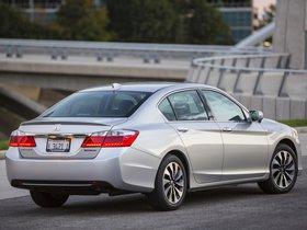 Ver foto 5 de Honda Accord Hybrid EX-L USA 2013