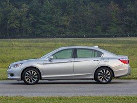Ver foto 2 de Honda Accord Hybrid EX-L USA 2013