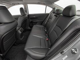Ver foto 27 de Honda Accord Hybrid EX-L USA 2013