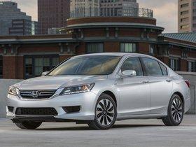 Ver foto 24 de Honda Accord Hybrid EX-L USA 2013