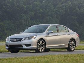 Ver foto 23 de Honda Accord Hybrid EX-L USA 2013