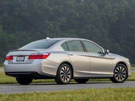 Ver foto 22 de Honda Accord Hybrid EX-L USA 2013