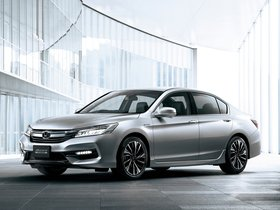 Ver foto 3 de Honda Accord Hybrid Japan 2016