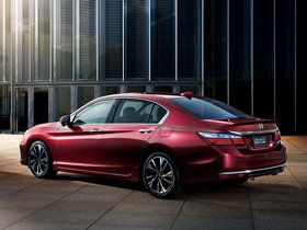 Ver foto 2 de Honda Accord Hybrid Japan 2016