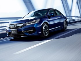 Fotos de Honda Accord Hybrid Japan 2016
