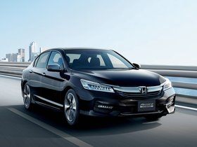 Ver foto 6 de Honda Accord Hybrid Japan 2016