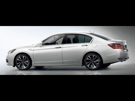Ver foto 5 de Honda Accord Hybrid Japan 2016