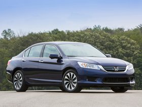 Ver foto 21 de Honda Accord Hybrid USA 2013