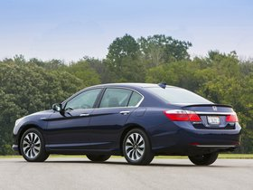 Ver foto 20 de Honda Accord Hybrid USA 2013