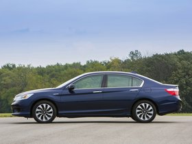 Ver foto 19 de Honda Accord Hybrid USA 2013