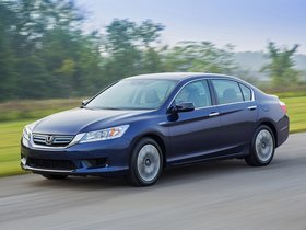 Ver foto 16 de Honda Accord Hybrid USA 2013