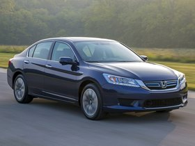 Ver foto 15 de Honda Accord Hybrid USA 2013