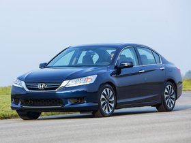 Ver foto 14 de Honda Accord Hybrid USA 2013