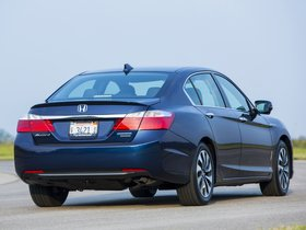 Ver foto 13 de Honda Accord Hybrid USA 2013