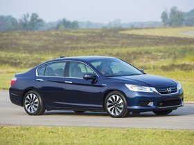Ver foto 12 de Honda Accord Hybrid USA 2013