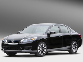 Ver foto 29 de Honda Accord Hybrid USA 2013