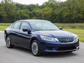 Ver foto 10 de Honda Accord Hybrid USA 2013