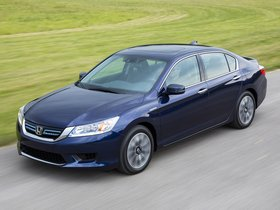 Ver foto 9 de Honda Accord Hybrid USA 2013