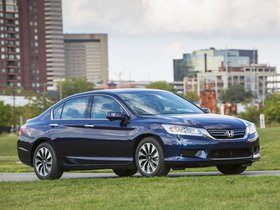 Ver foto 8 de Honda Accord Hybrid USA 2013