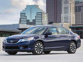 Ver foto 7 de Honda Accord Hybrid USA 2013