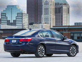 Ver foto 6 de Honda Accord Hybrid USA 2013