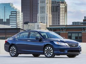 Ver foto 5 de Honda Accord Hybrid USA 2013