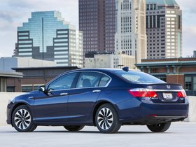 Ver foto 4 de Honda Accord Hybrid USA 2013