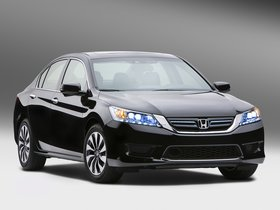Ver foto 28 de Honda Accord Hybrid USA 2013