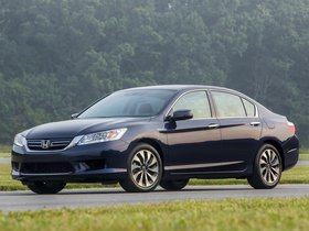 Ver foto 23 de Honda Accord Hybrid USA 2013