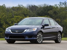 Ver foto 22 de Honda Accord Hybrid USA 2013