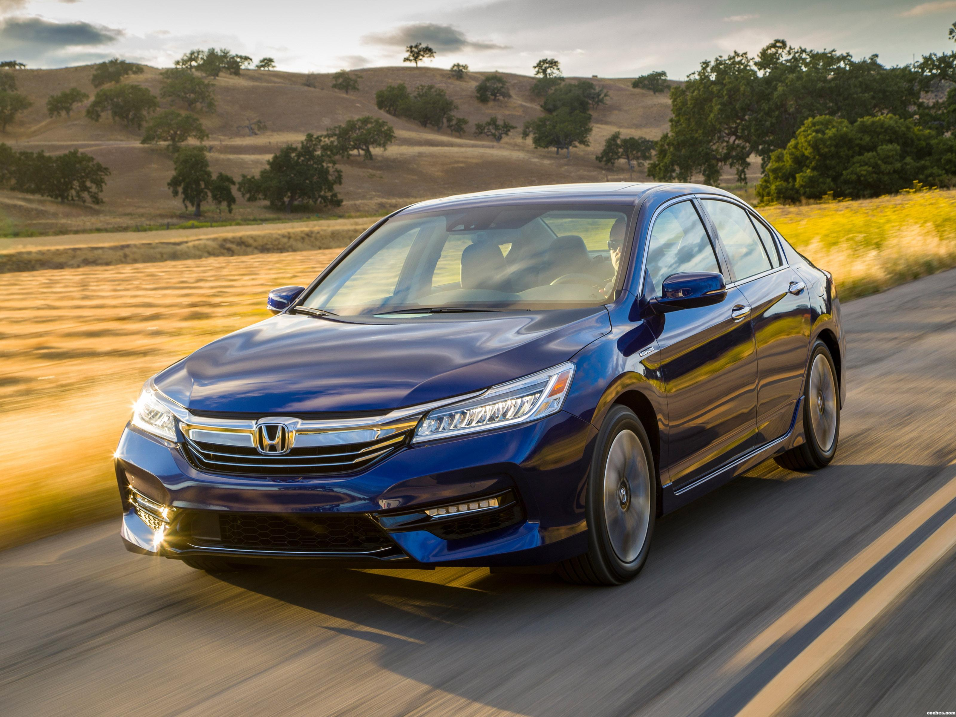 Foto 0 de Honda Accord Hybrid USA 2016