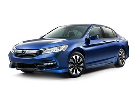 Ver foto 17 de Honda Accord Hybrid USA 2016