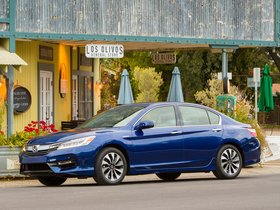 Ver foto 16 de Honda Accord Hybrid USA 2016