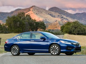 Ver foto 15 de Honda Accord Hybrid USA 2016