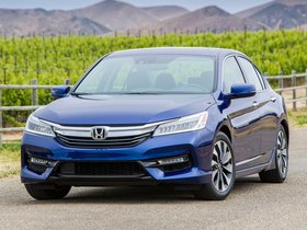 Ver foto 14 de Honda Accord Hybrid USA 2016