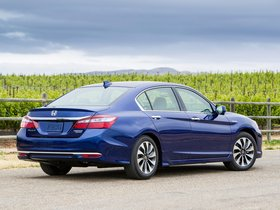 Ver foto 13 de Honda Accord Hybrid USA 2016