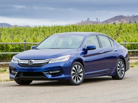 Ver foto 12 de Honda Accord Hybrid USA 2016