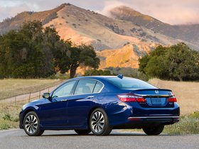 Ver foto 11 de Honda Accord Hybrid USA 2016