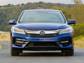 Ver foto 10 de Honda Accord Hybrid USA 2016