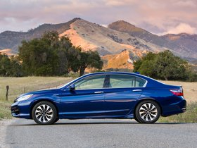 Ver foto 9 de Honda Accord Hybrid USA 2016