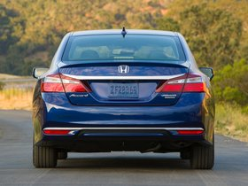 Ver foto 8 de Honda Accord Hybrid USA 2016