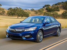 Ver foto 7 de Honda Accord Hybrid USA 2016