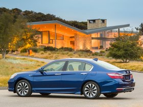 Ver foto 6 de Honda Accord Hybrid USA 2016