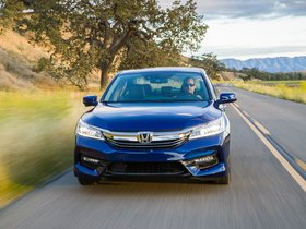 Ver foto 4 de Honda Accord Hybrid USA 2016
