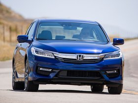 Ver foto 2 de Honda Accord Hybrid USA 2016