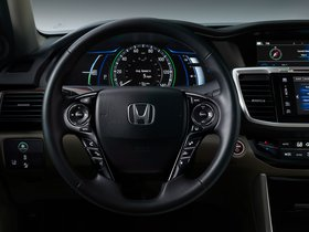 Ver foto 27 de Honda Accord Hybrid USA 2016